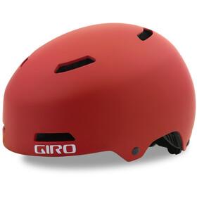 Giro Dime FS Kask rowerowy Dzieci, matte dark red